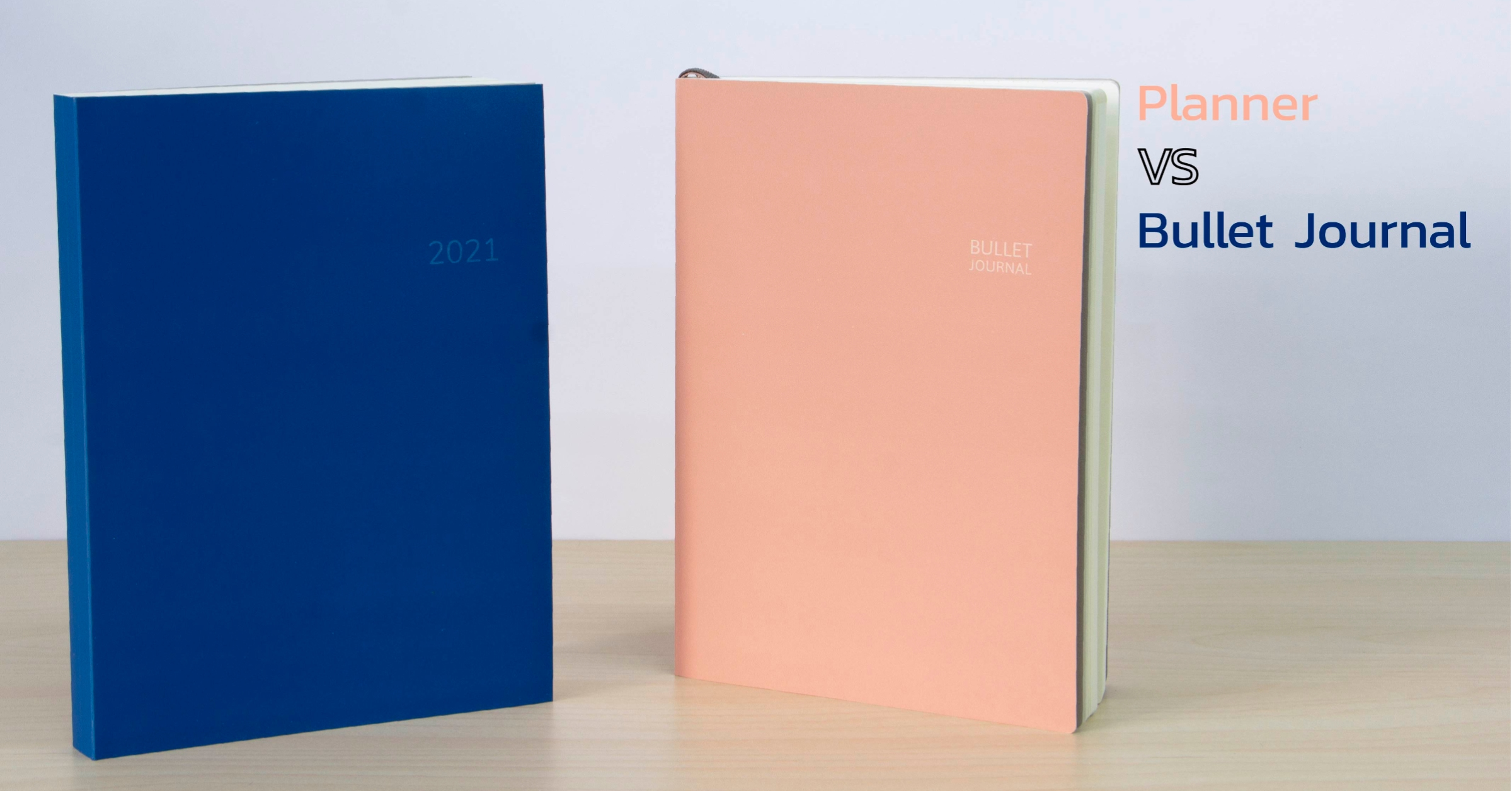 Planner VS Bullet Journal: Which one is right for you?