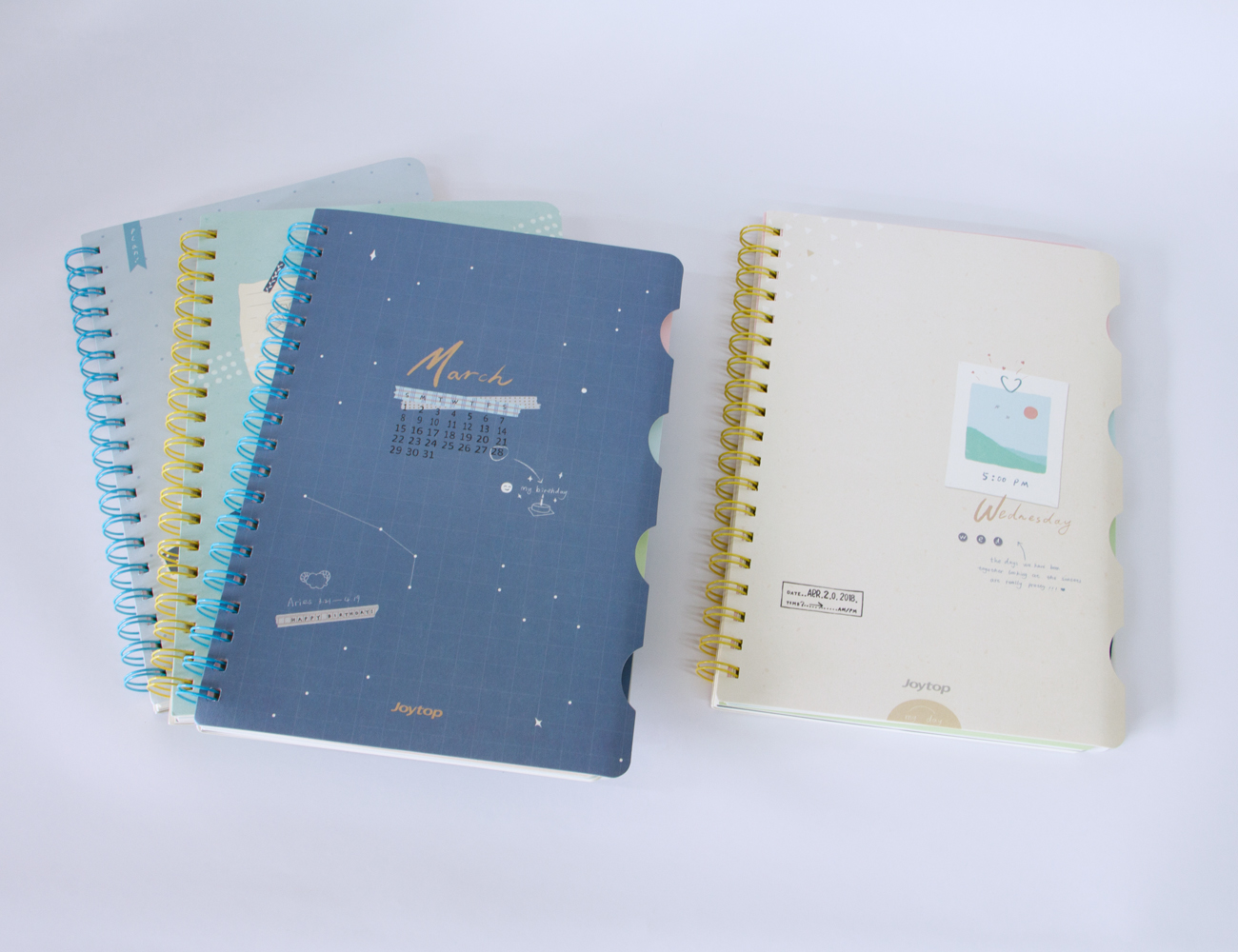 Joytop My Life B5 Notebook